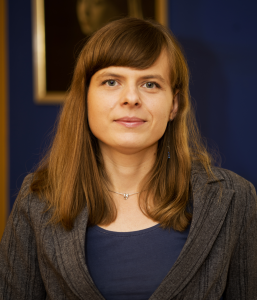 Psychoterapeuta Magdalena Tylko